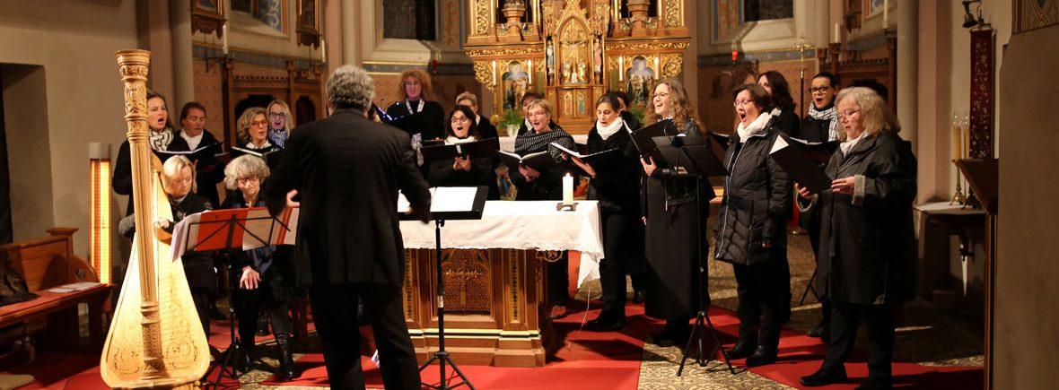 Chorisma Pfaffenhofen Adventskonzert